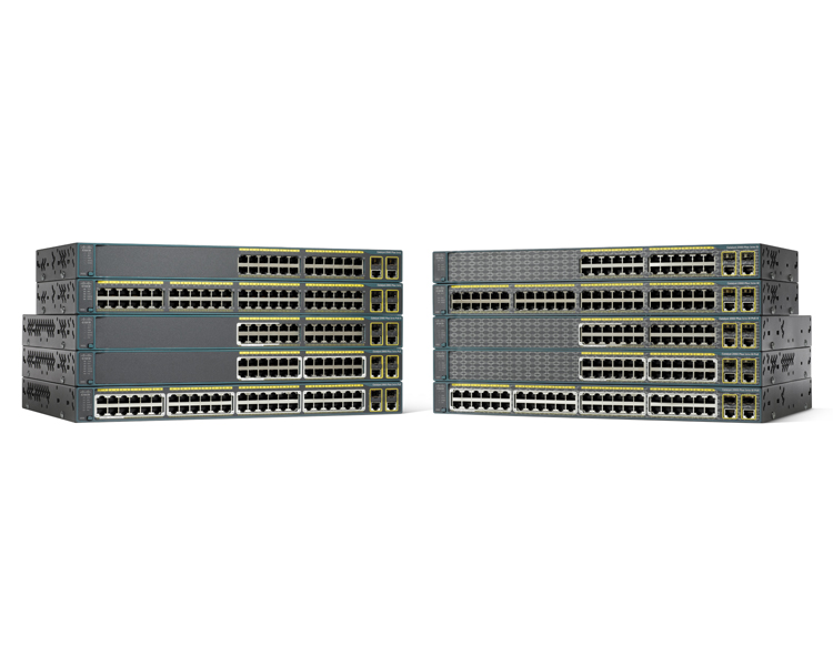 WS-C2960+24LC-L Cisco Catalyst 2960-Plus 24LC-L Switch